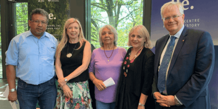The Research Centre for Deep History launched!