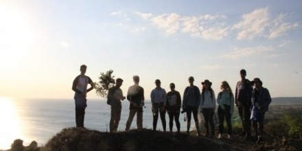 Thinking of studying History overseas as part of your History Minor? Why not take in the view at Anzac?