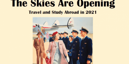 Travel on the cards for HIST2172 Students in 2021
