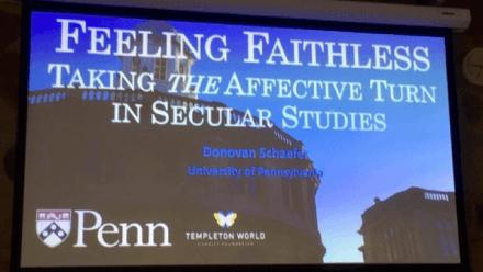 RDHP's Neil Brougham reviews Sacred Histories Symposium