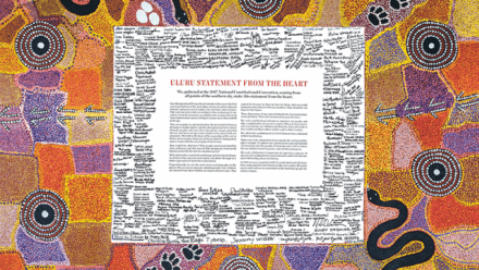 Deep history and the Senate Committee Inquiry into nationhood, national identity and democracy