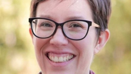 Congratulations to Centre Deputy Director Laura Rademaker!
