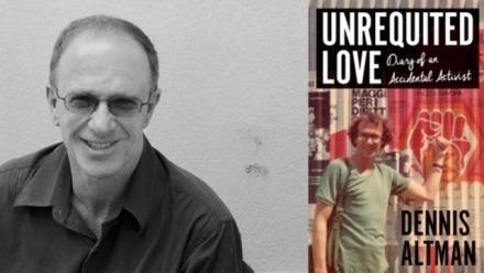 Professor Frank Bongiorno in conversation with author Dennis Altman