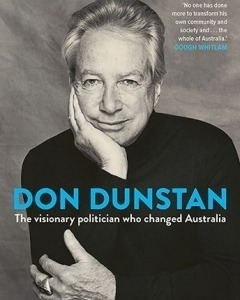 Angela Woollacott talks to ABC Radio about her forthcoming book on Don Dunstan