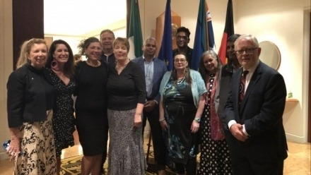 Director's Blog: Shamrock Aborigines, NAIDOC, and beyond