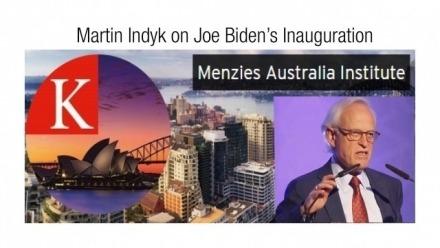 Martin Indyk on Joe Biden's Inauguration