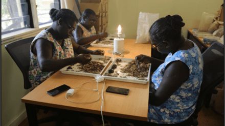 Archaeology and history on Groote Eylandt