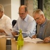 ADB Editorial Board meeting-2017, Malcolm Allbrook, Darryl Bennet, Pat Buckridge